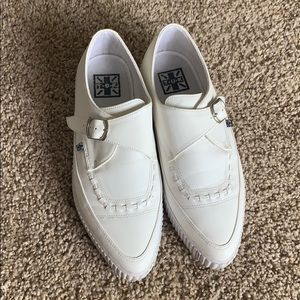 T.U.K. Creepers.  Barely used. Men's size 10